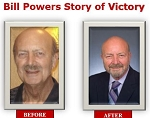 Bill Powers Life Victory Story Brochure ENGLISH (25 PK)