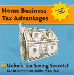 Tax Advantages - Audio CD