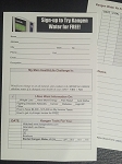 Prospect Water Share Tracking Form (25 PK)